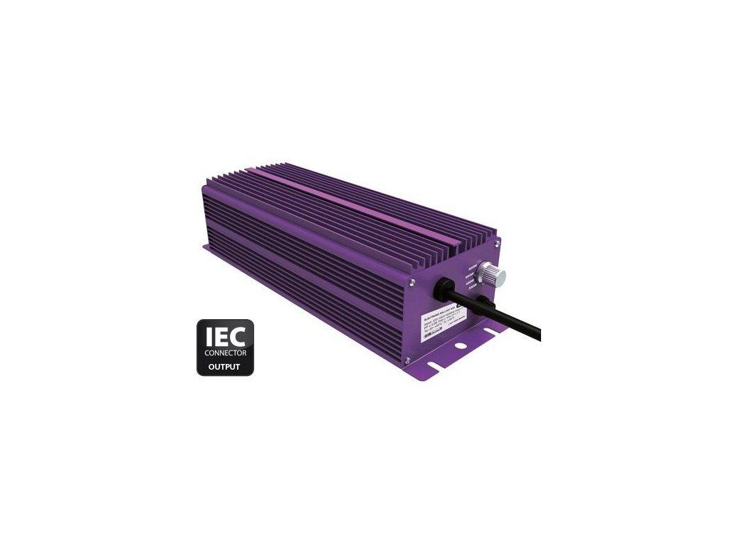 Elektronický předřadník GIB NXE 400W - se čtyřpolohovou regulací 200-440W