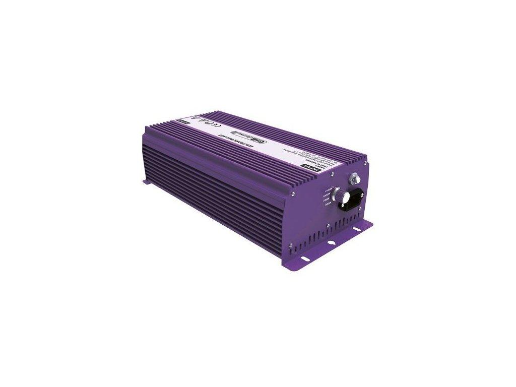 Elektronický předřadník GIB NXE 1000W - se čtyřpolohovou regulací 500-1100W