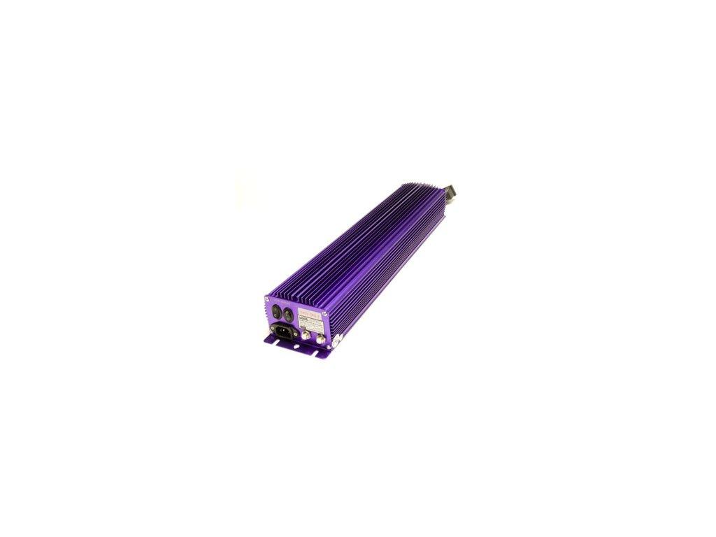 Elektronický předřadník Lumatek 600W Tvwin, pro 2x 600W - se čtyřpolovou regulací