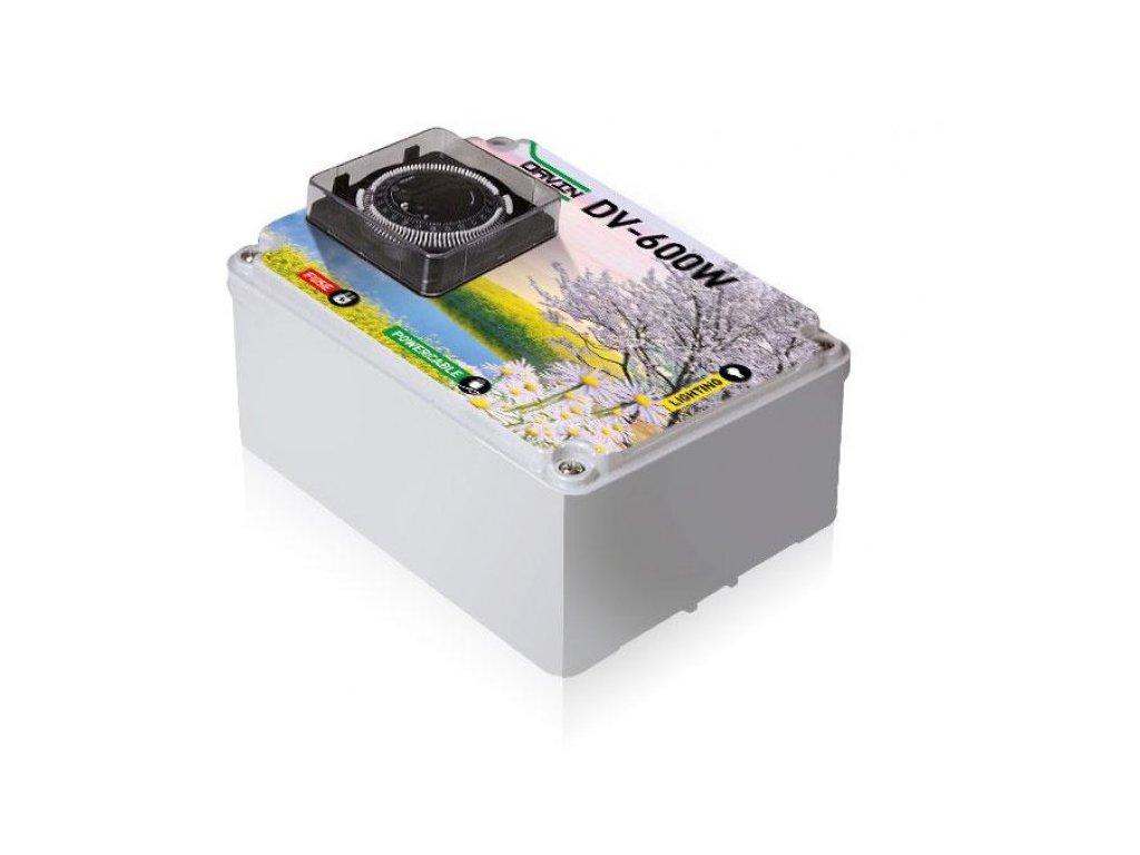 Davin DV-600W rozvodna 1x600W