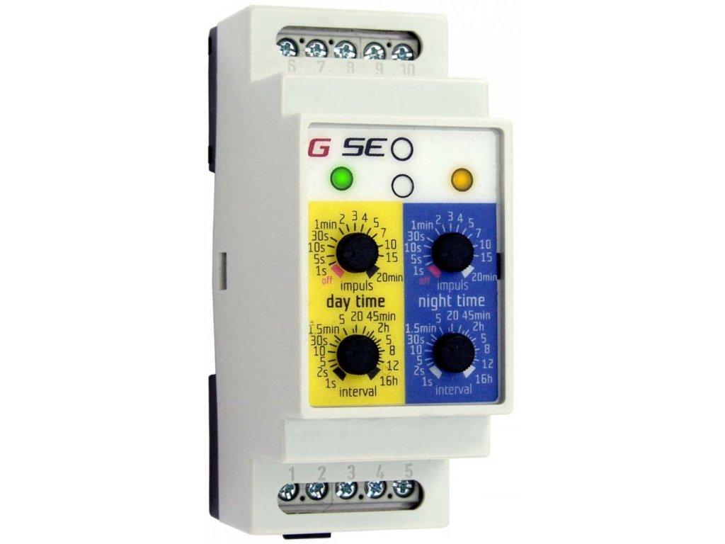 Water timer-digitální spínací hodiny-interval 1sec