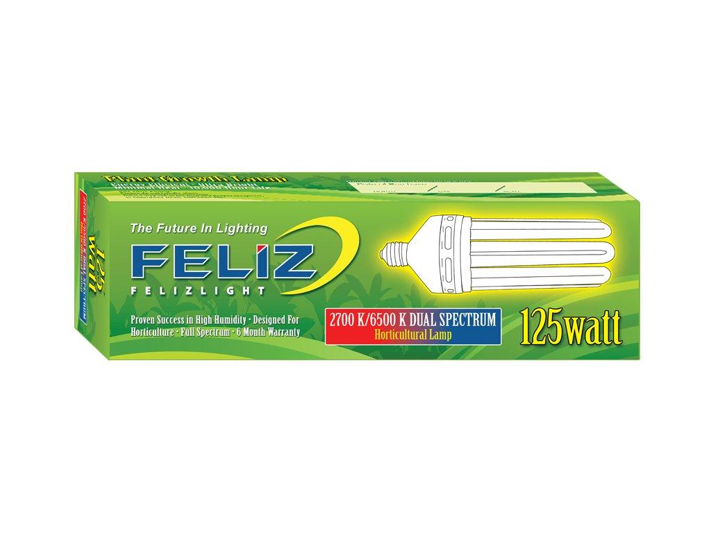 Úsporná lampa - Feliz 125W růst a květ