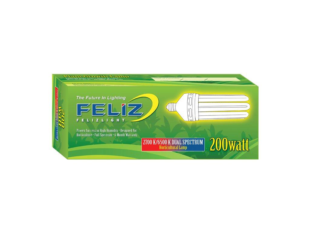 Úsporná lampa - Feliz 200W růst a květ