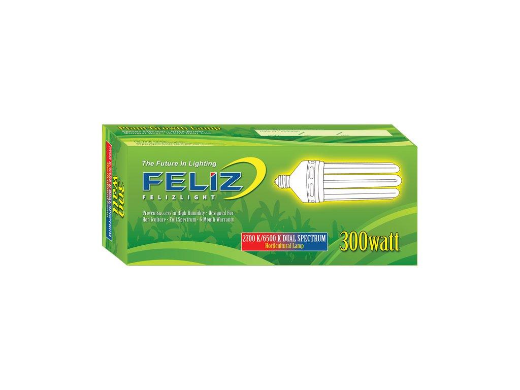 Úsporná lampa - Feliz 300W růst i květ