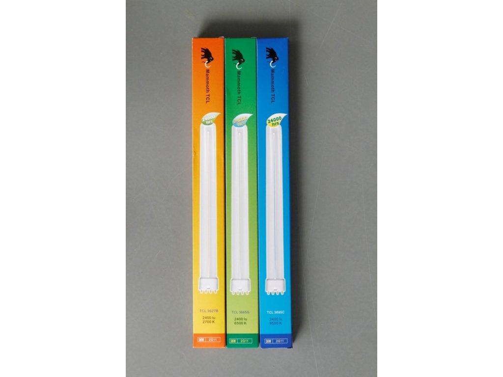 T Neon, žářivková trubice 36W, 3800lu/6500K vhodné pro růst