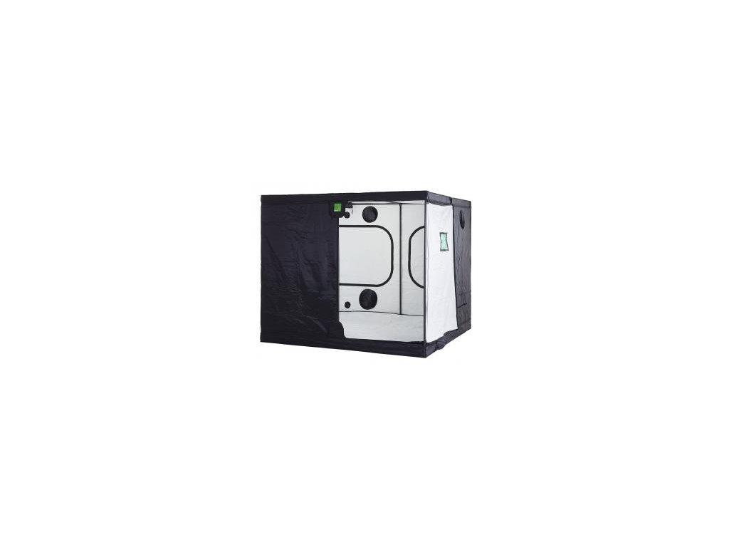 Bud Box PRO Titan I 200x200x200 Stříbrný