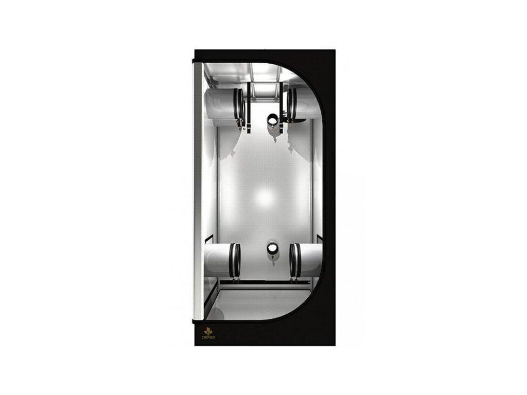 Pěstební box Dark Room 90-II, 90x90x185cm