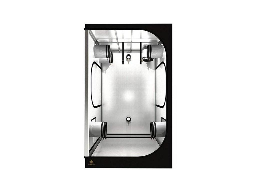 Pěstební box Dark Room 120-II, 120x120x200cm