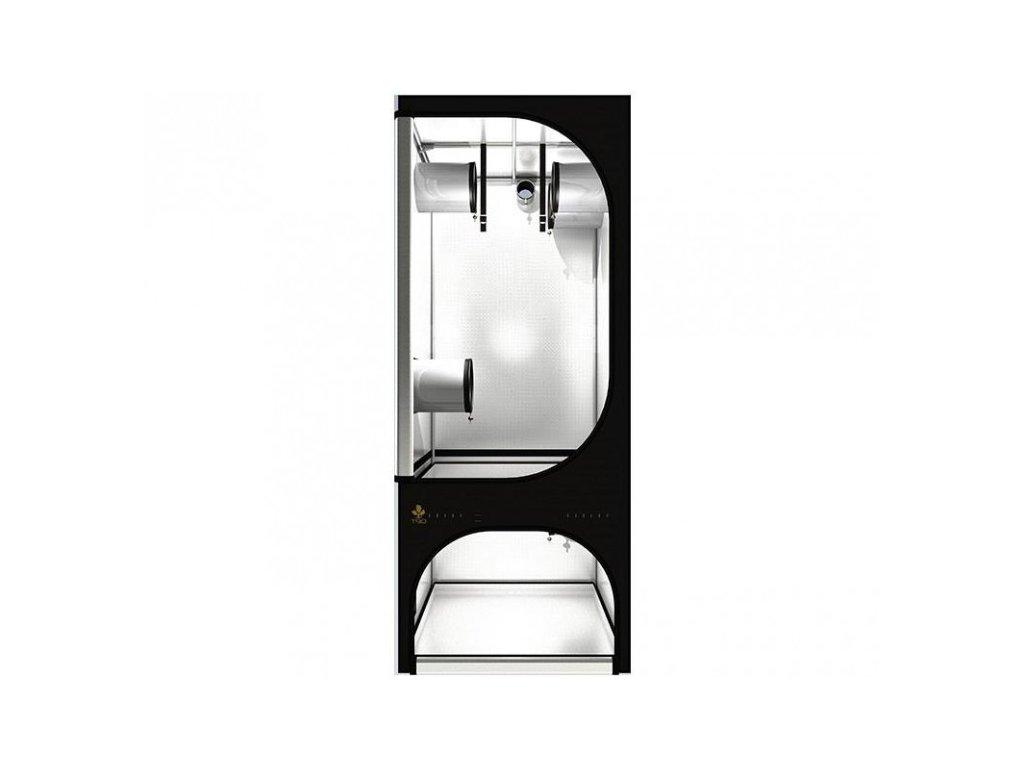 Pěstební box Dark Room TW 90x90x220cm