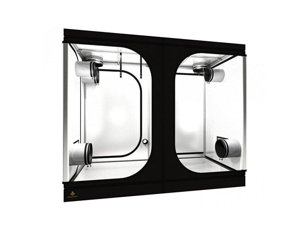 Pěstební box Dark Room 240W-II, 240x120x200cm