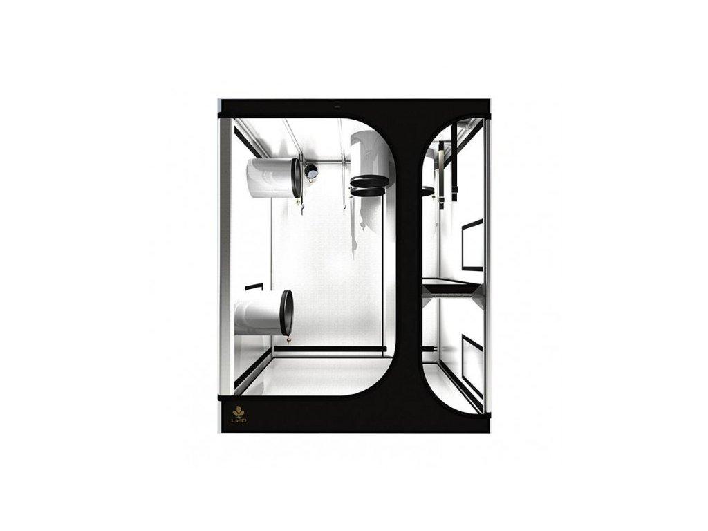 Pěstební box Dark Room LODGE L120 Rev 2,5 - 120x90x145cm