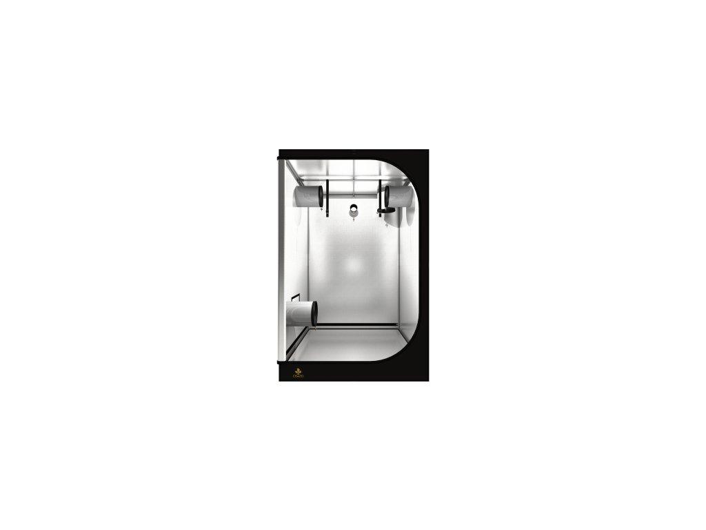 Pěstební box Dark Street 150 - 150x150x200cm