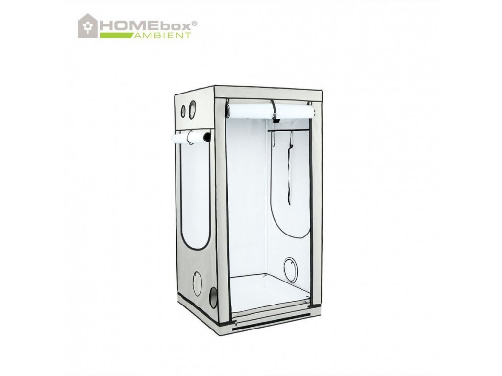 Homebox Ambient Q 120, 120x120x200 cm