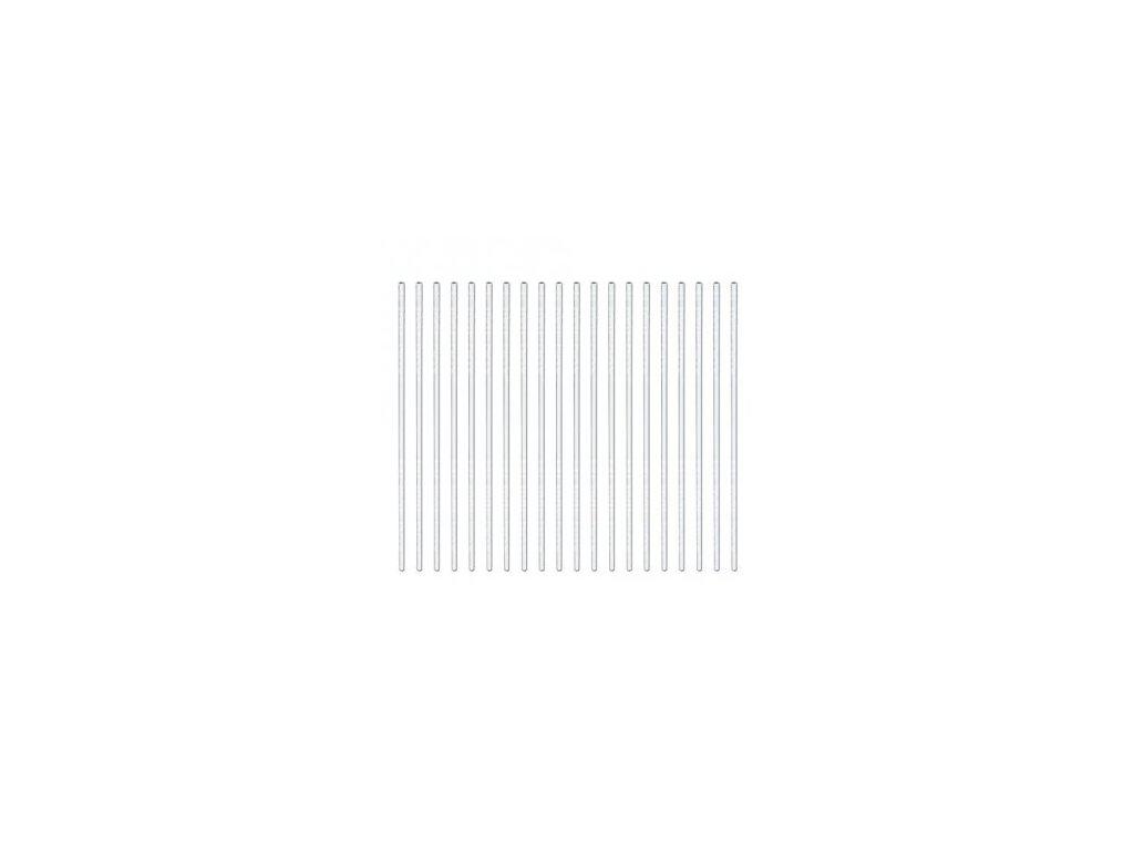 Kompletní sada náhradních tyčí pro (120x120x200cm)