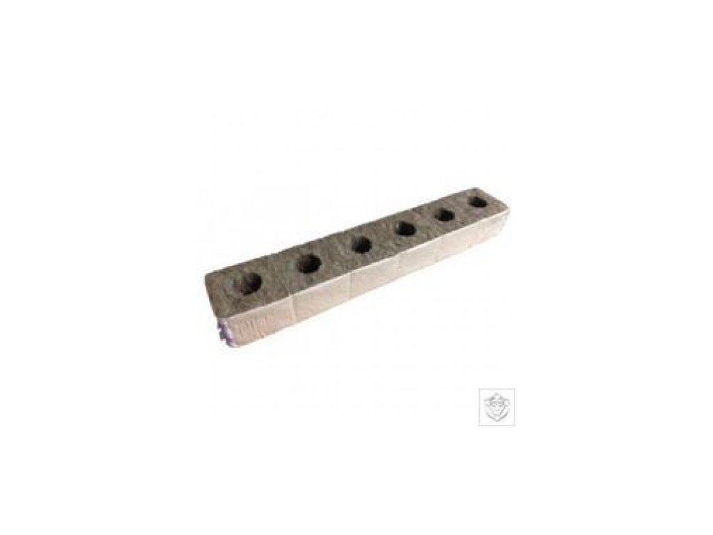 Bomat BIO Pěstební kostky 100x100x70 mm, 1 otvor 30x35 mm 1ks