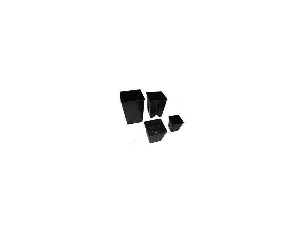 Květník Plastový 15x15x20cm - 3,4l