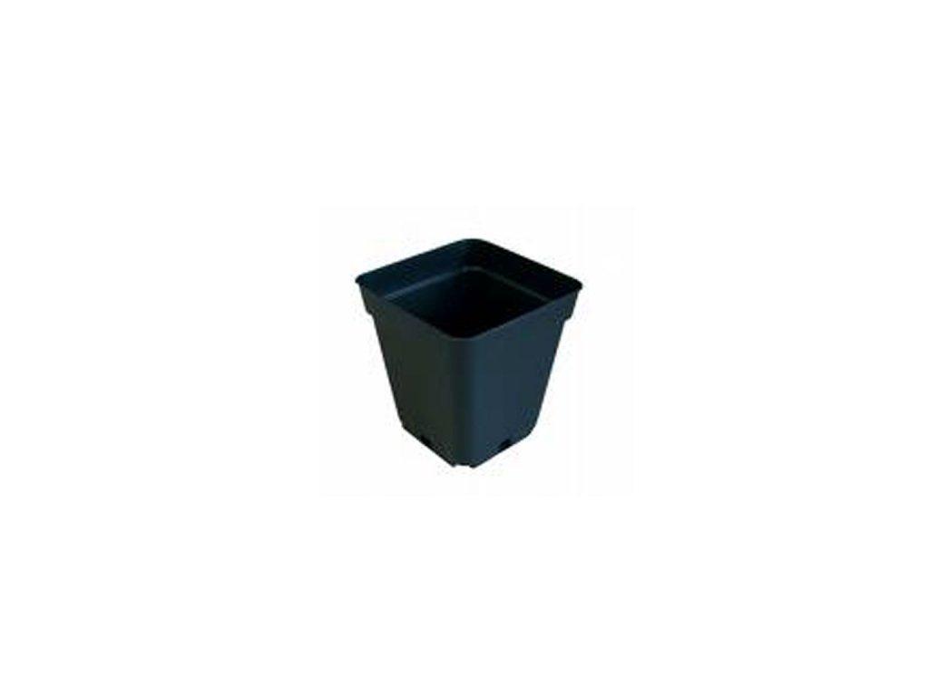 Květník Plastový 30x30x30cm - 18l