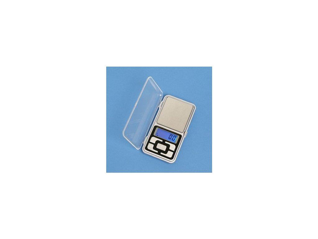 Digitální váha - DY-500:váha ON BALANCE, stříbrná 500g/0,1g