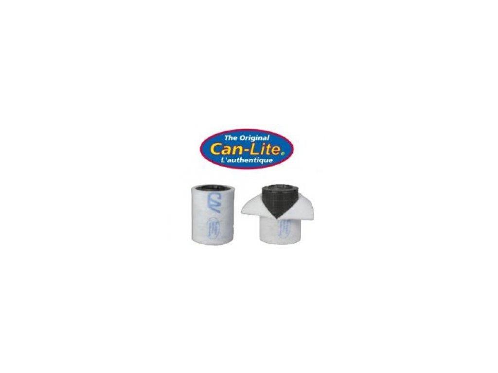 Pachový Filtr Can-Lite 150m3/h, 100mm bez příruby