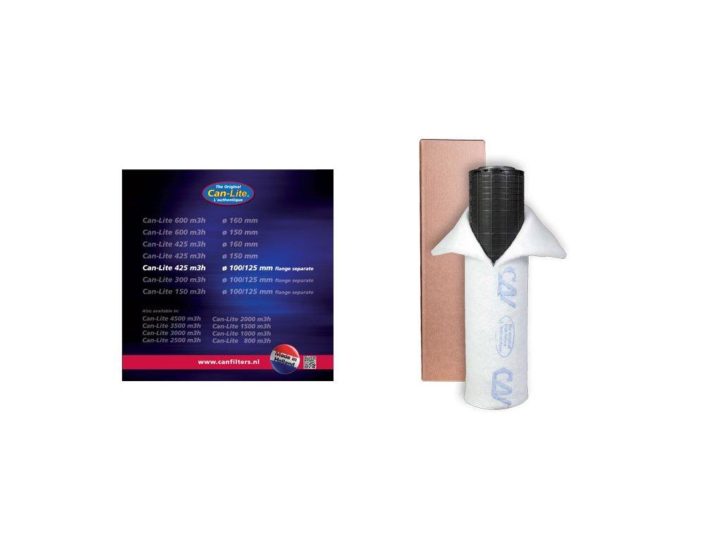 Pachový Filtr Can-Lite 425m3/h, 125mm bez příruby