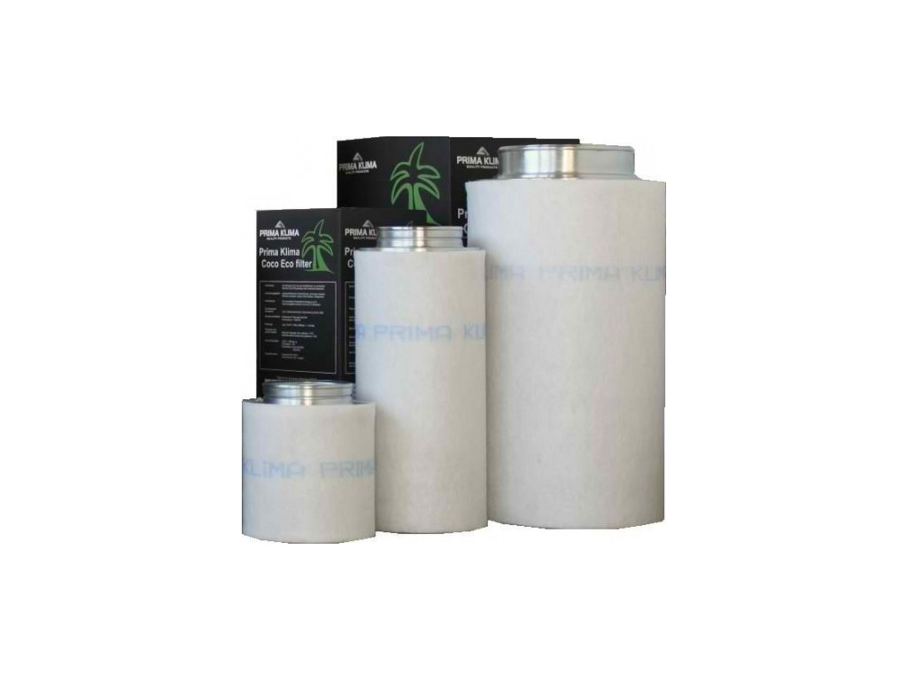 Filter Prima Klima ECO line - 780m3/hod, 160mm