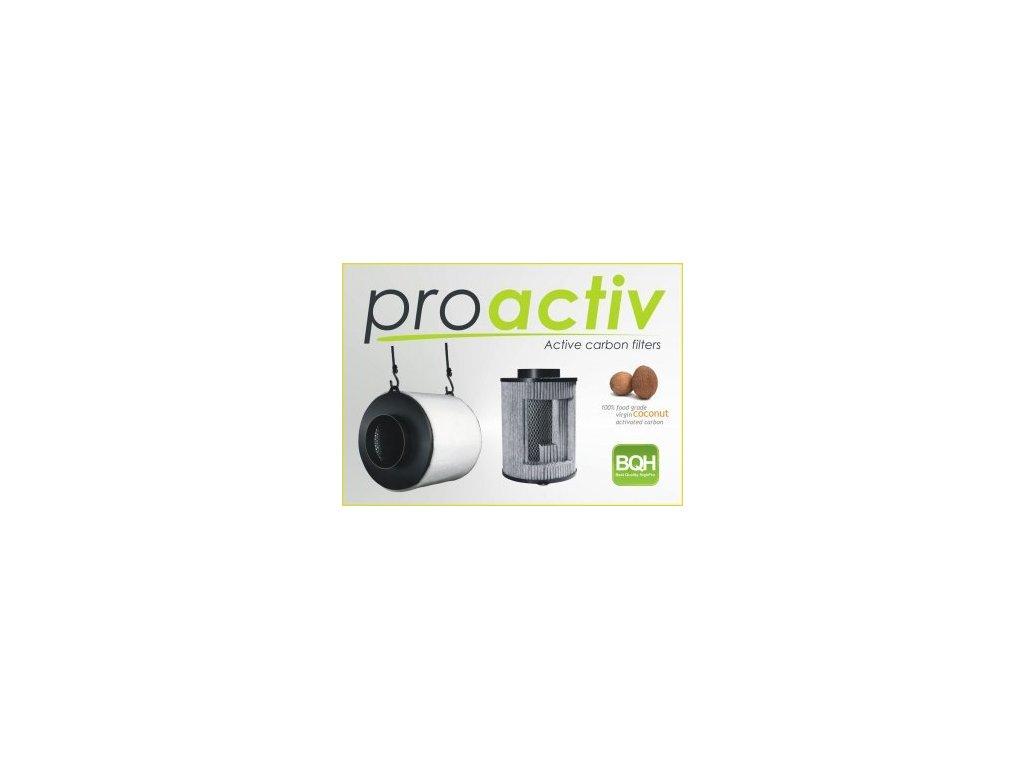 Filtr Pro Activ 600 m3/h, 125mm