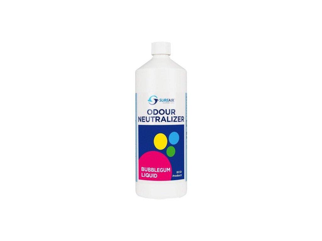 Sure air Liquid 1l Bublegum