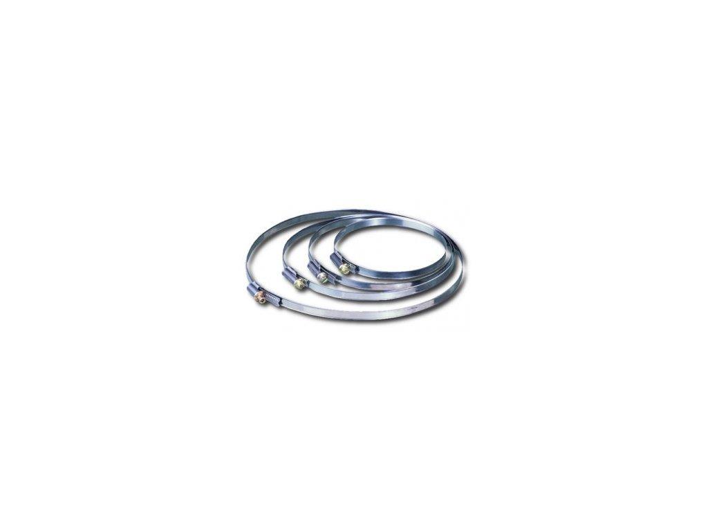 Spona pro přípoj hadice 150-170mm