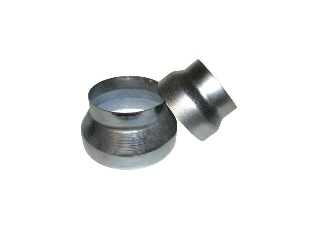 Redukce 160-250mm kov