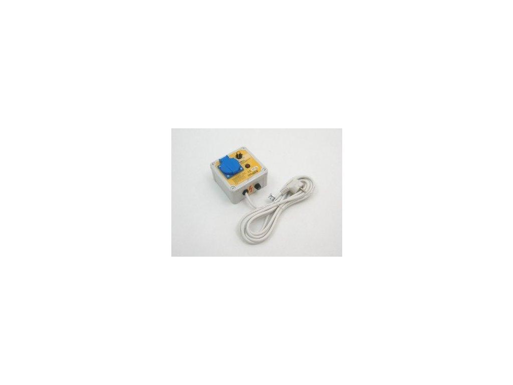 Regulátor příkonu (max příkon 900W)