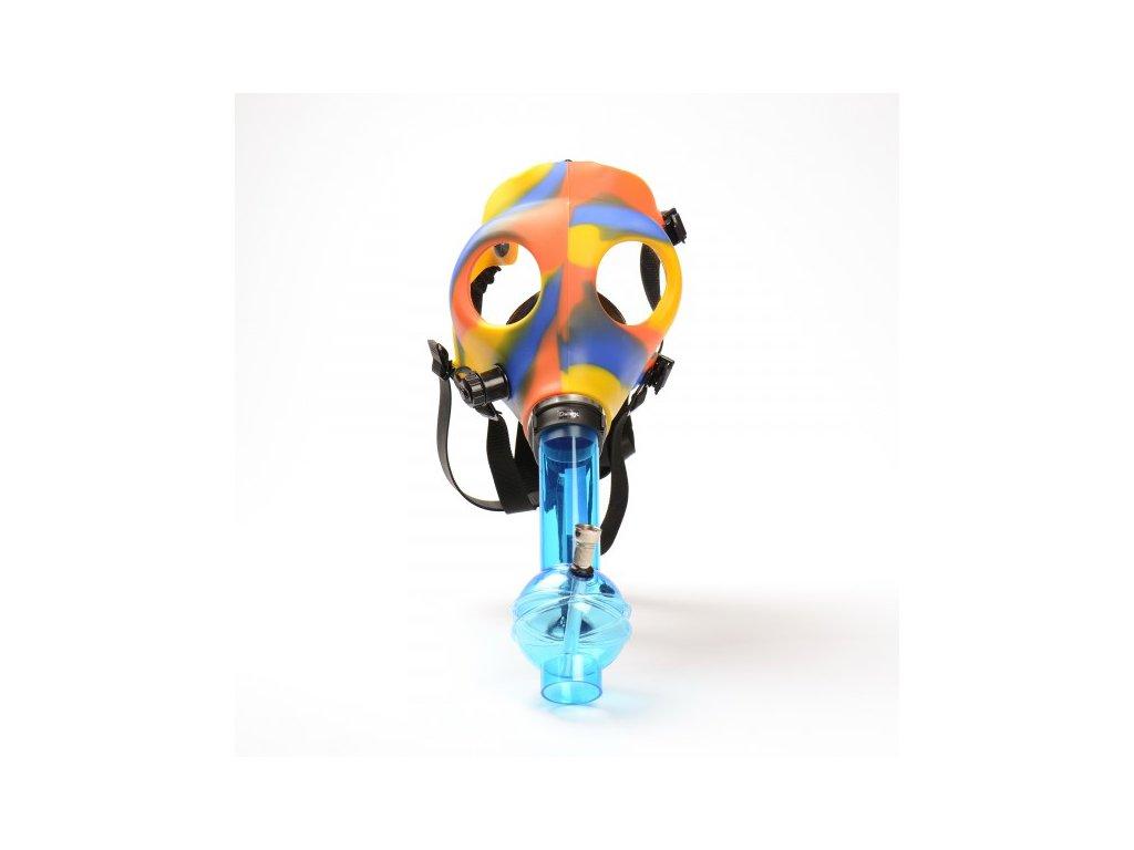 Bong acrylic Plynová maska