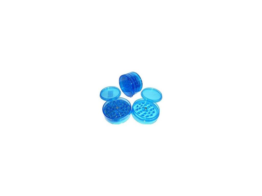 Drtička Plast magnetic 3-dílná průměr 5cm