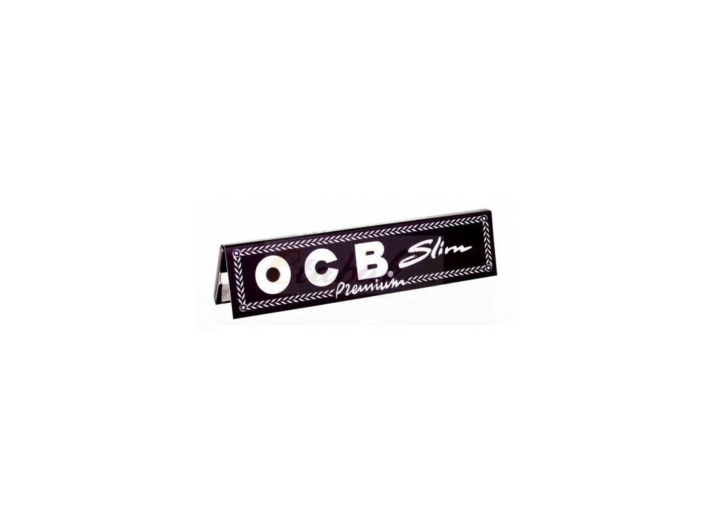 Papírky OCB Premium Slim KS
