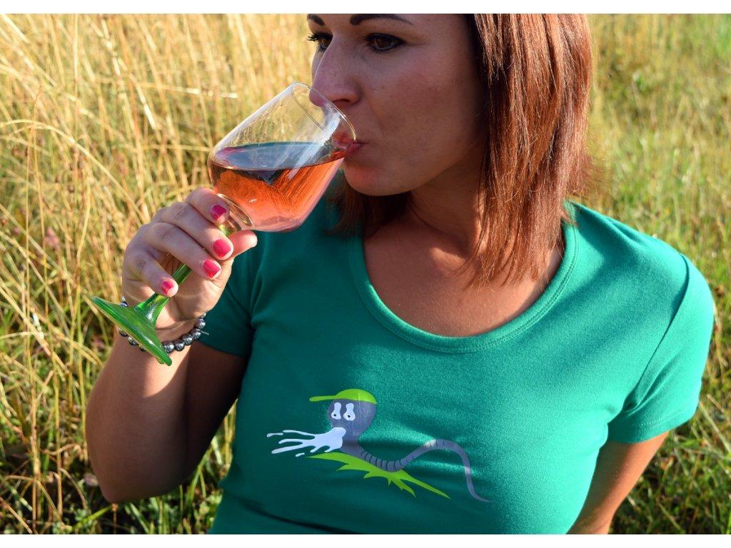 Dámské tričko - Opilá spermie