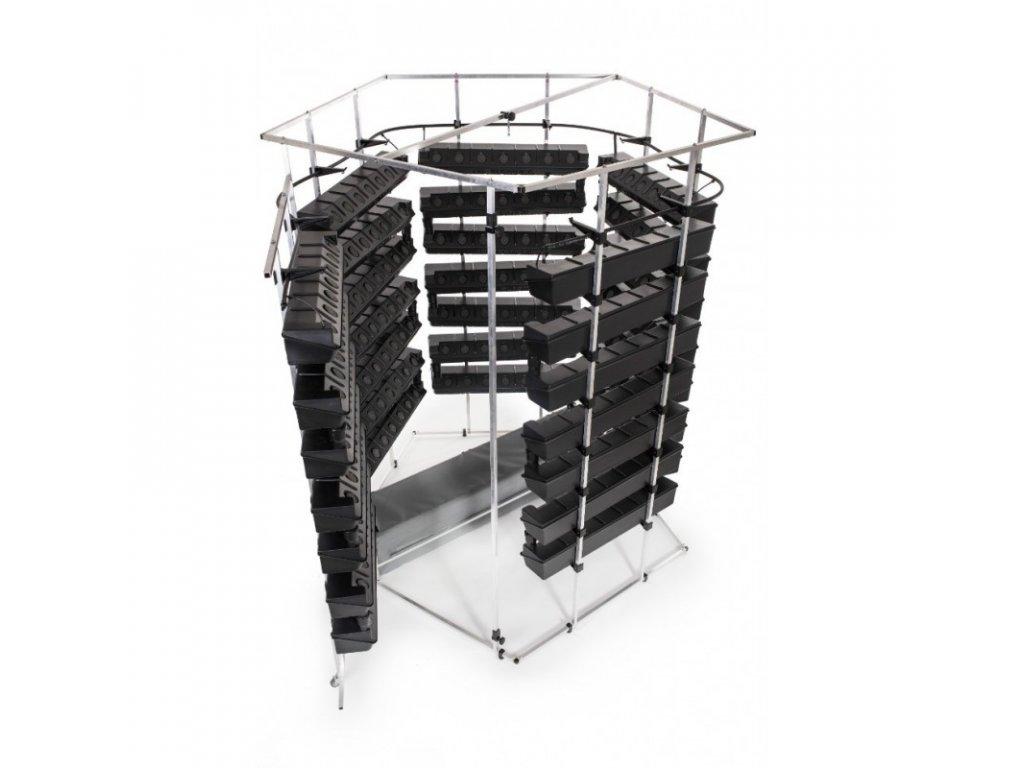 Vertikální Systém ČTYŘSTĚN VELKÝ - 4SV