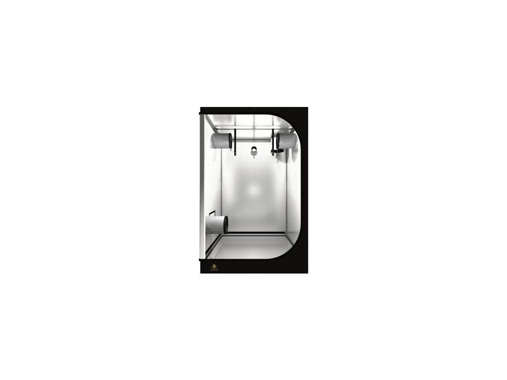 Pěstební box Dark Street 150 150x150x200cmI