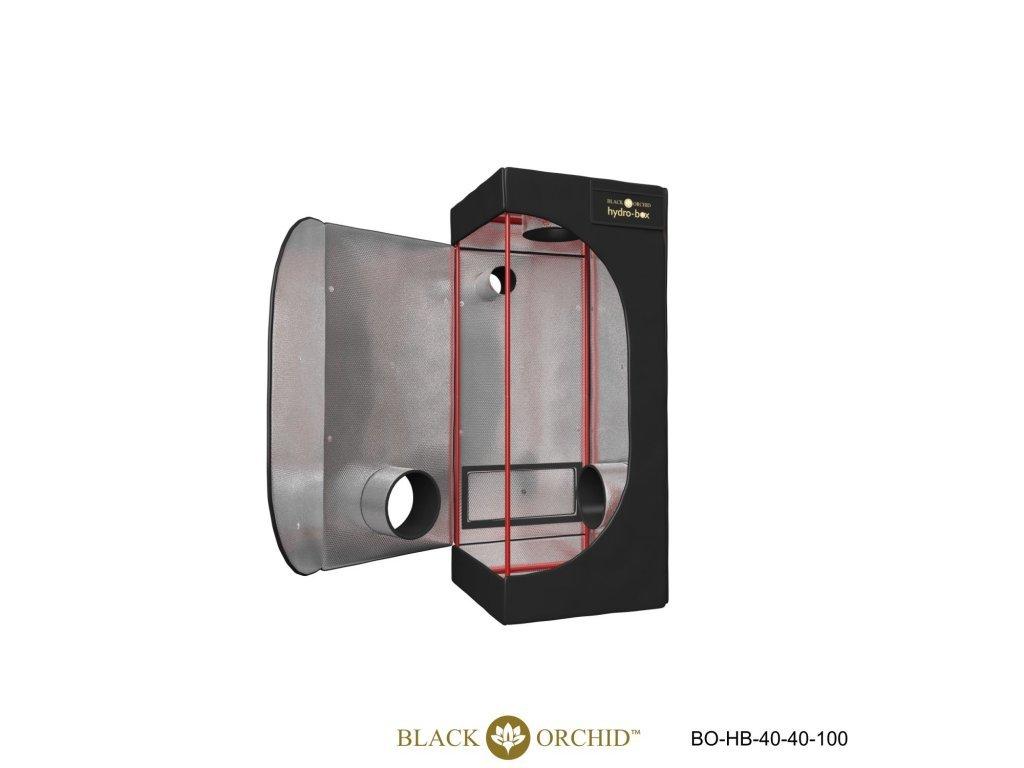 BLACK ORCHID - HYDRO-BOX 40X40X100CM TENT