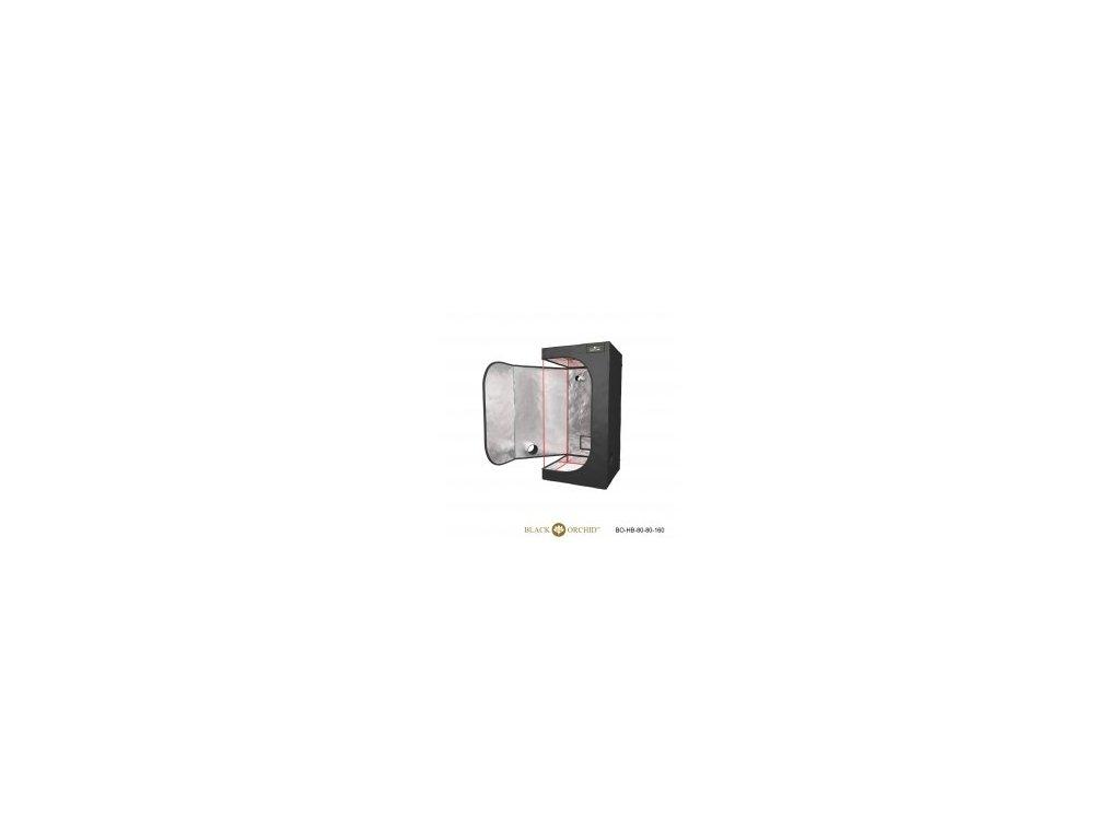 BLACK ORCHID - HYDRO-BOX 60X60X140CM TENT