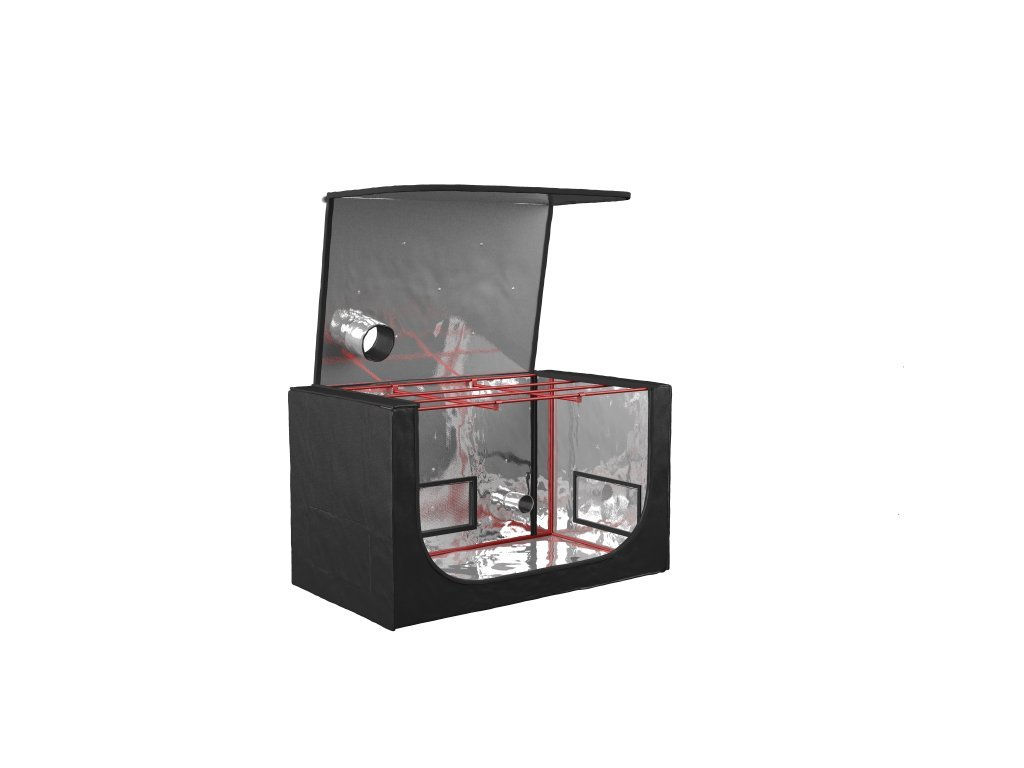BLACK ORCHID GENO BOX 70X120X70CM PROPAGATING TENT