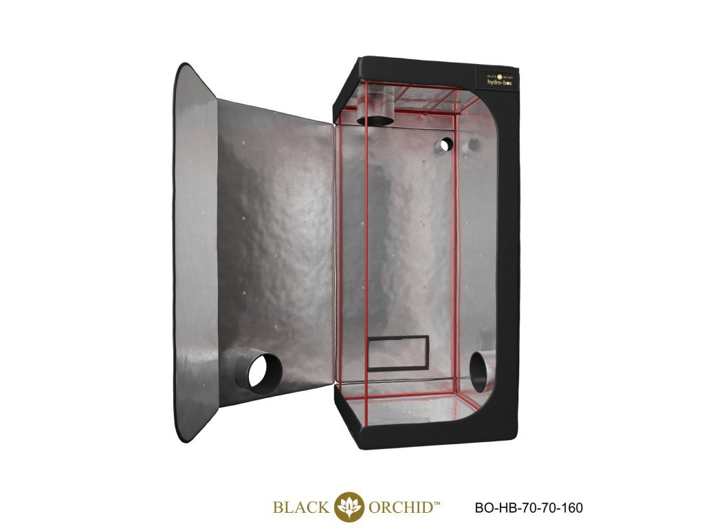 BLACK ORCHID HYDRO BOX 70X70X160CM TENT