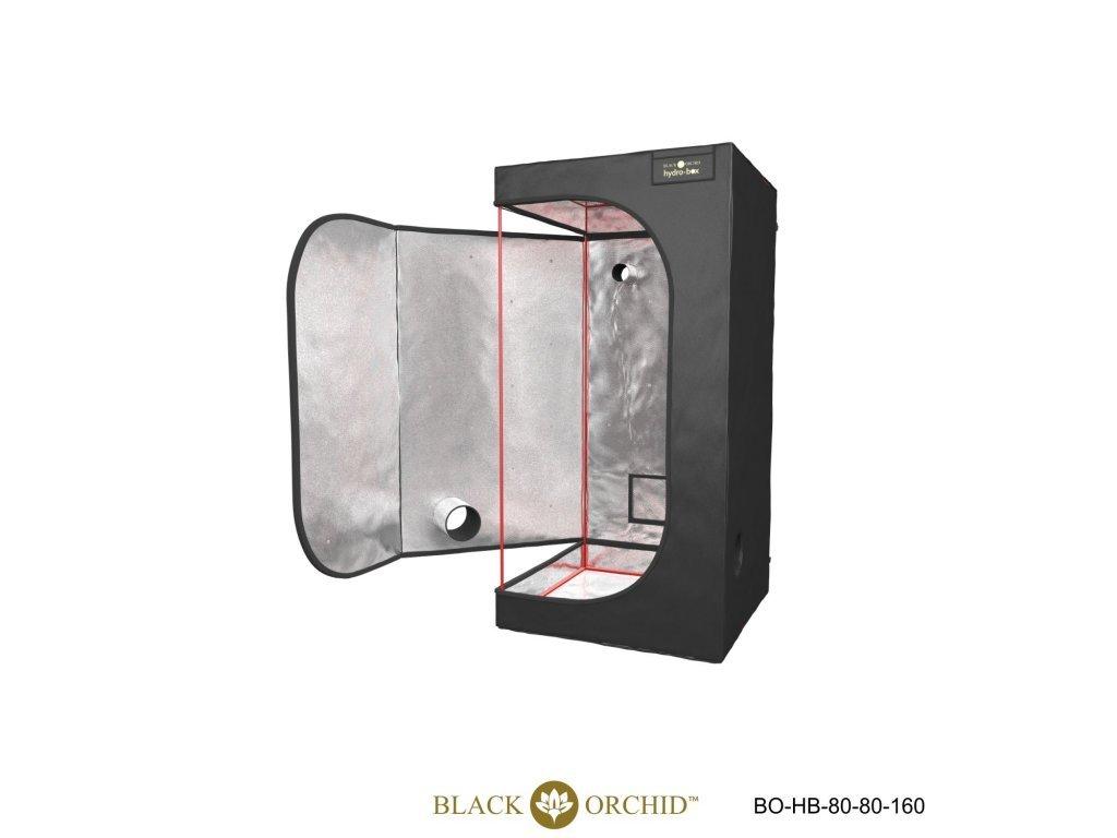 BLACK ORCHID HYDRO BOX 80X80X160CM TENT