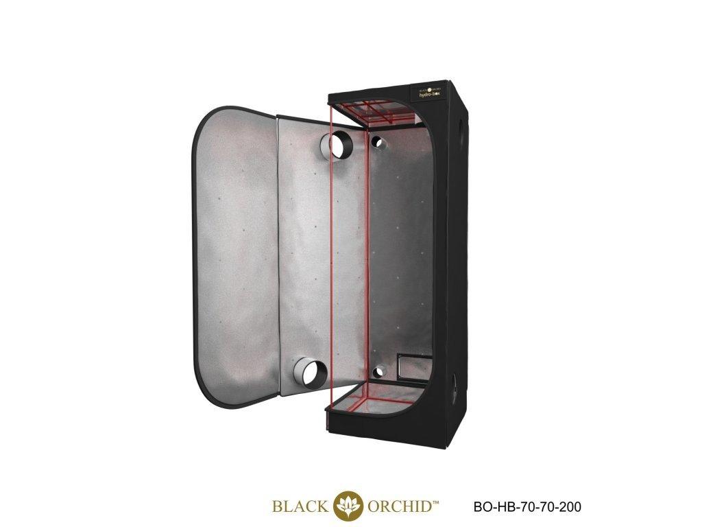 BLACK ORCHID HYDRO BOX 70X70X200CM TENT 1