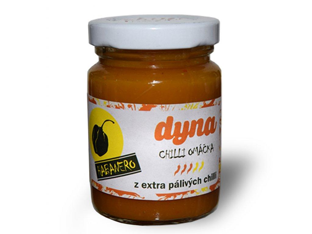 Chilli omáčka dýňová Dyna 100 ml