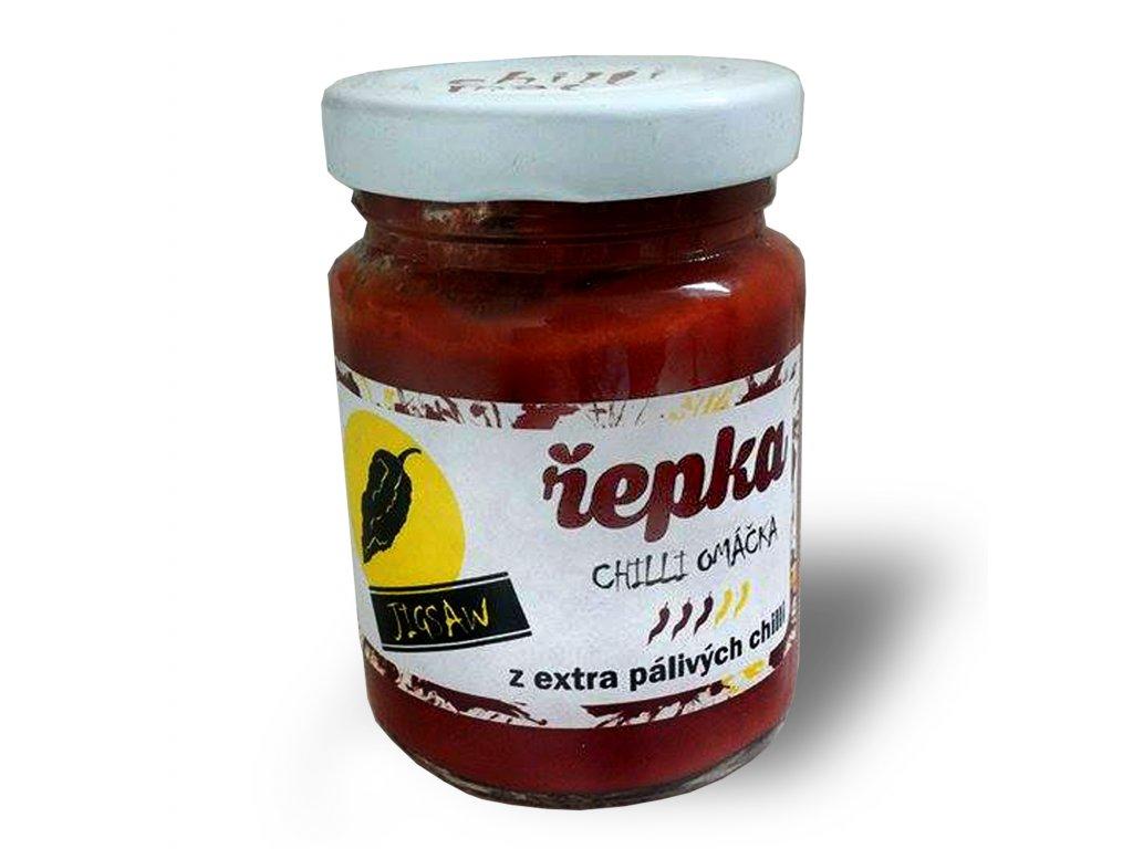 Chilli omáčka řepová Řepka 100 ml