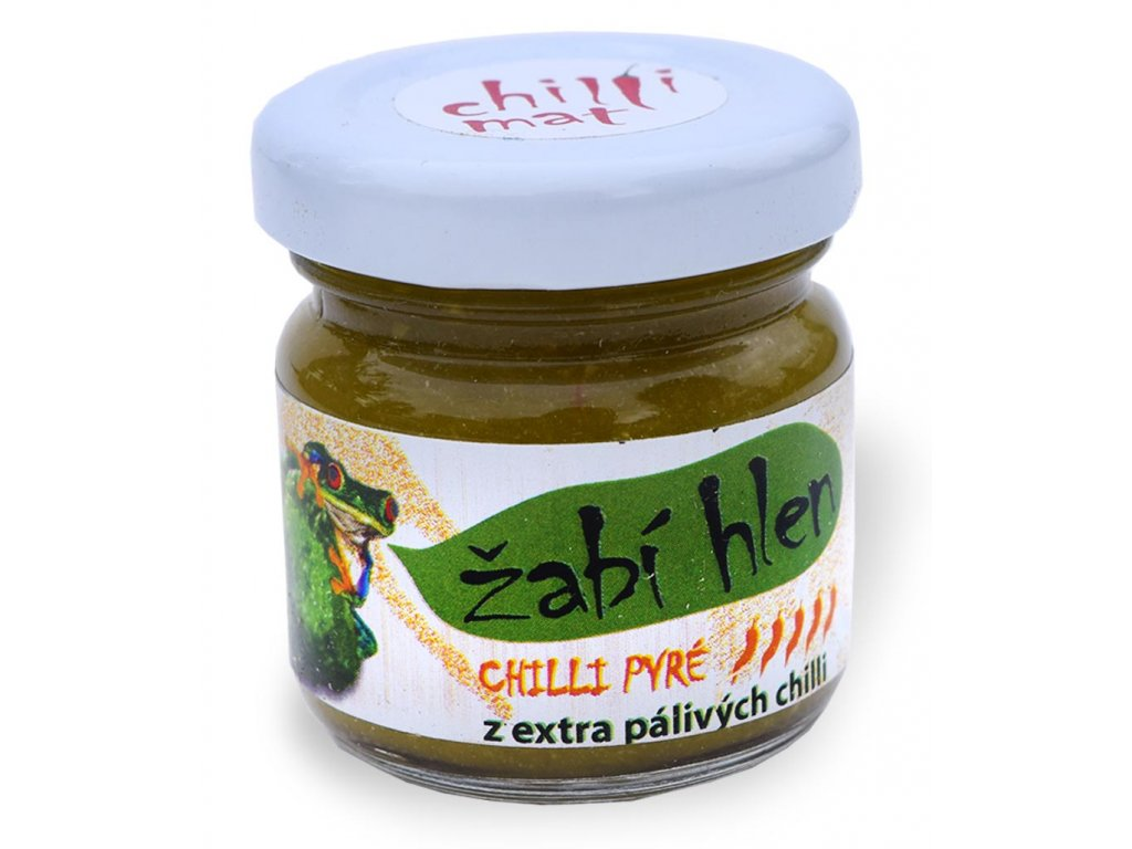 Žabí hlen chilli extrakt