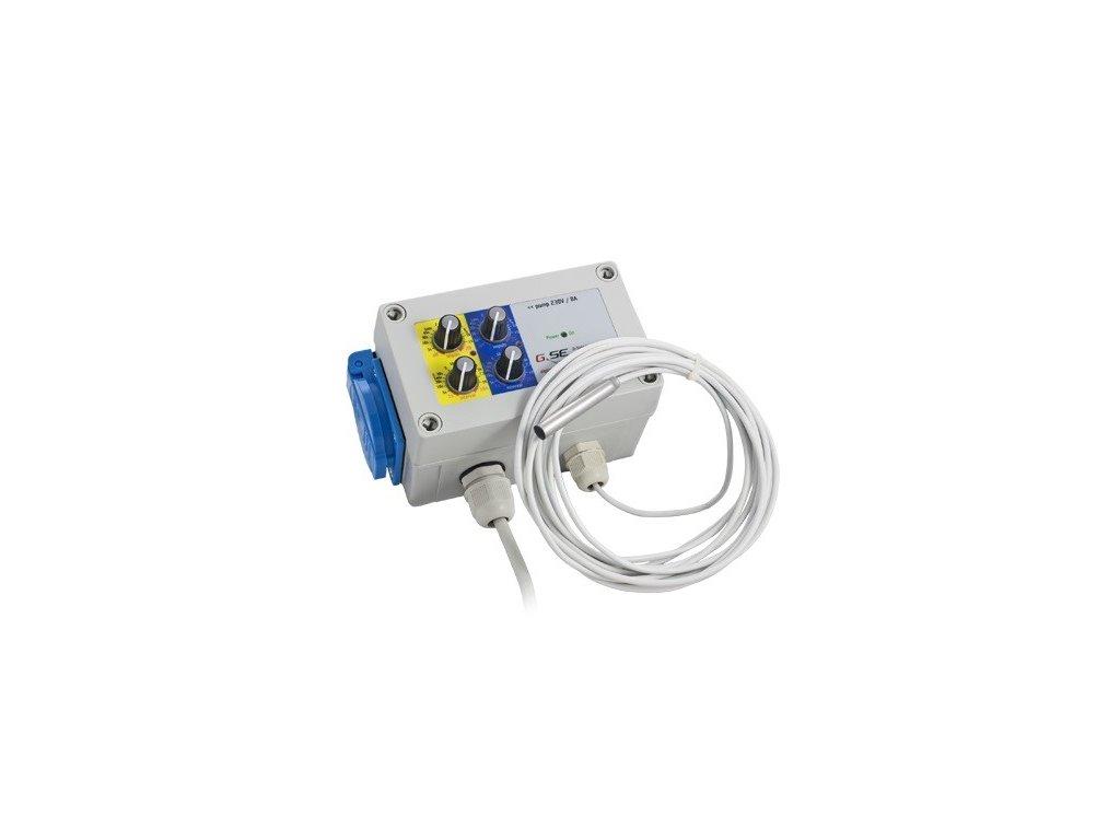 GSE Water timer 8A+dennoc senzor