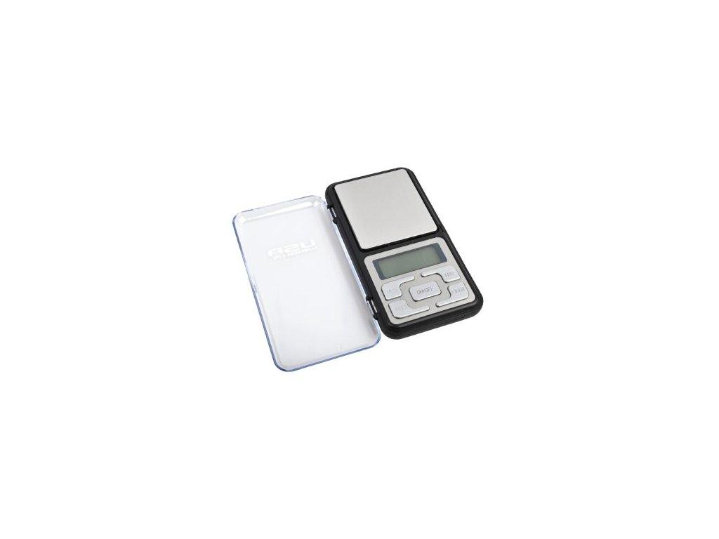 Digitální váha kapesní USA Alabama 0,01 100g