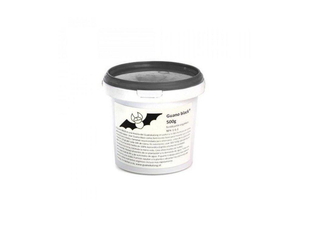Guano Black 0,5 kg (NPK 1 6 1)