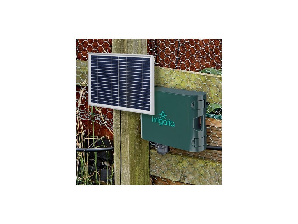 Irrigatia SOL C120 Automatická solární závlaha