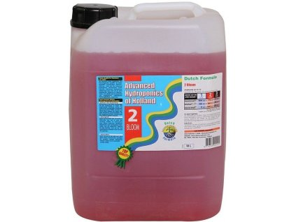 HNOJIVO Advanced Hydroponics Dutch formula BLOOM 10l